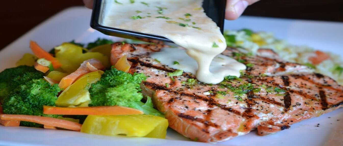 Amazing & Delicious Food